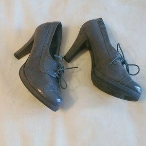 UNIONBAY Shoes - Unionbay grey pumps